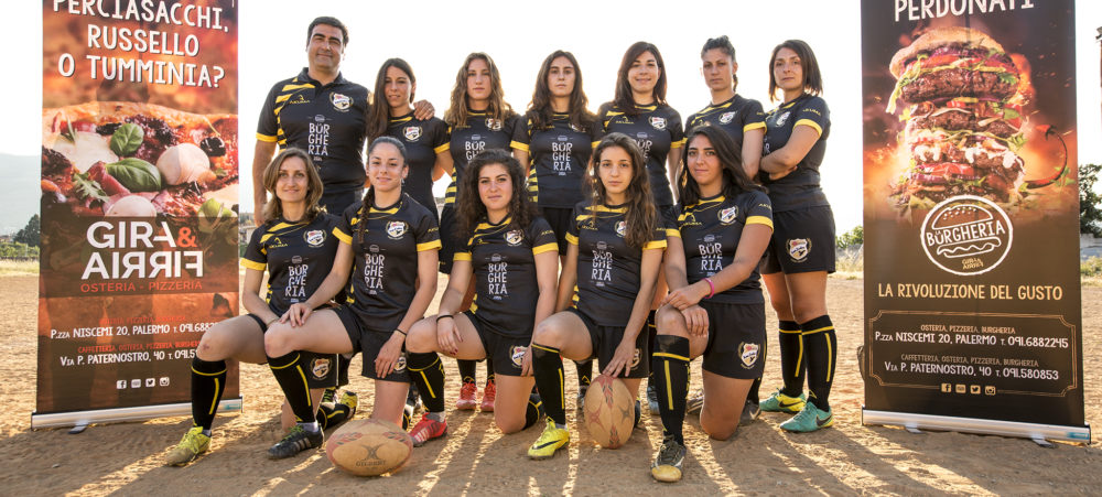 Iron Ladies Rugby Palermo